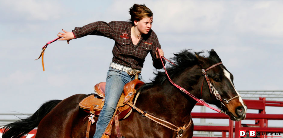 Life Lessons From The Rodeo Arena | D&B Supply Blogs