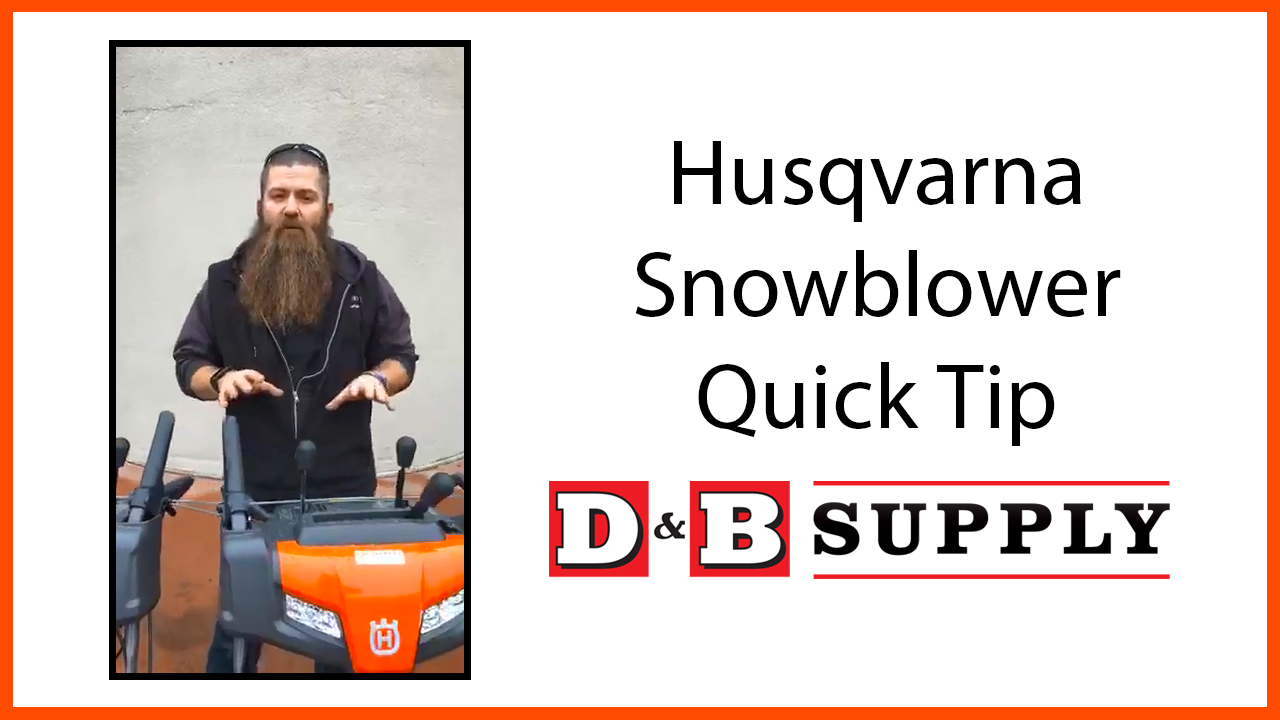 YouTube-Husqvarna-Snowblower-quick-tip