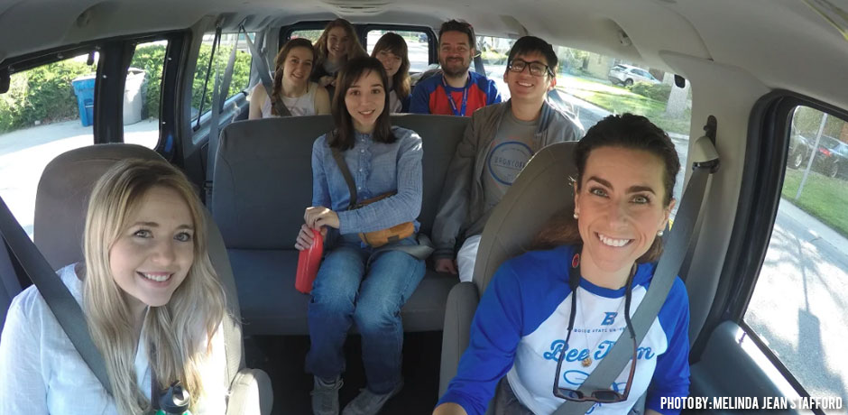 05302018_BSU-Bee-team-visits-WSU-van-picture