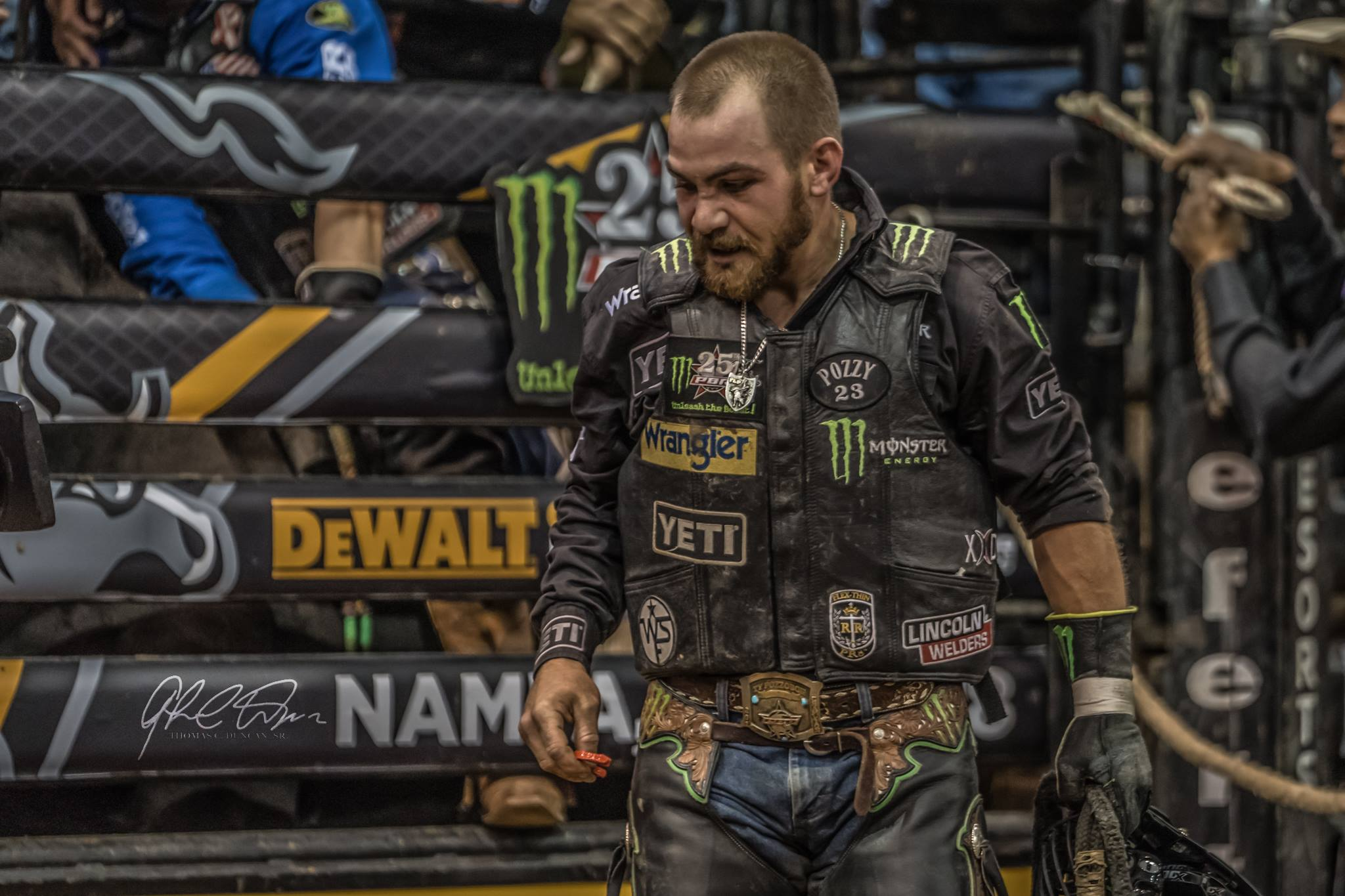 Chase Outlaw PBR at Nampa DeWALT INvitational 2